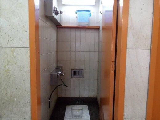 سرویسهای بهداشتی خانه خدا را دیدهاید؟/ هزاران توالت برای سرویس دهی به زوار بیتالله الحرام