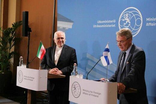 ظریف: فروش نفت ایران توسط هیچ نهاد بین المللی تحریم نشده است
