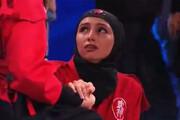 فیلم | آسیبدیدگی شدید یکی از دختران نینجا روی صحنه «عصر جدید»!
