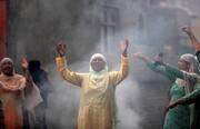 تصاویر | اوضاع زندگی در کشمیر 