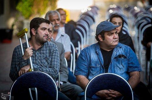 میرطاهر مظلومی در اختتامیه جشنواره رادیویی نوایش