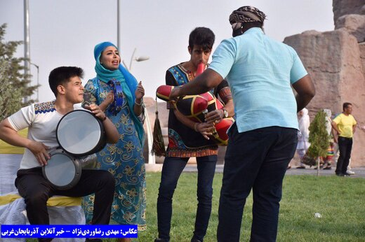 جشنواره تابستانه ایرانزمین / ارومیه