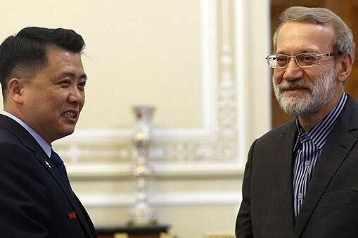 لاريجاني: كوريا الشمالية اتخذت موقفا ذكيا ازاء مطالب اميركا الاحادية