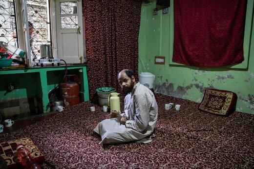 زندگی در کشمیر تحت سرکوب