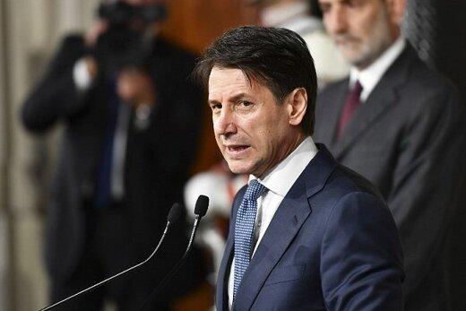 دولت ایتالیا سقوط کرد