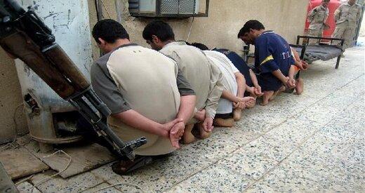 منابع عراقی از بازداشت 26 نیروی منتسب به یک گروه مقاومت عراق خبر دادند
