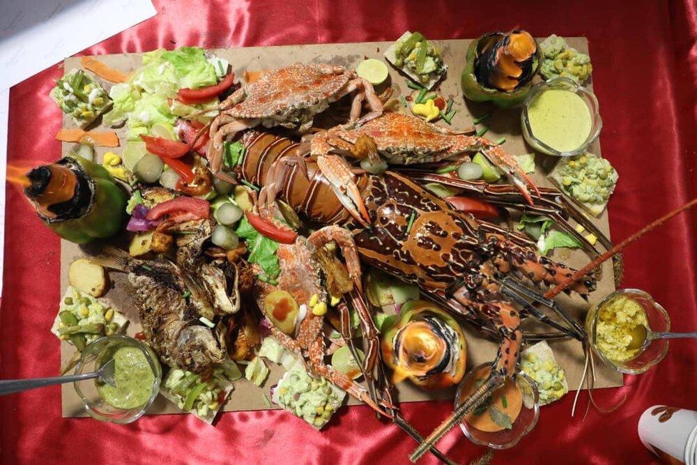 تصاوری | جشنواره خوشمزه چابهار همزمان با فصل مونسون