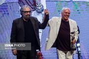 تصاویر   تقدیر از هنرمندان پیشکسوت در جشن خانه سینما