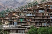 تصاویر | روستایی شبیه به ماسوله در دل رشته کوه زاگرس