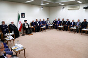 President Rouhani says Iran on the right path of reducing nuclear commitments