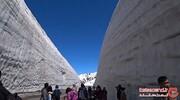 برفیترین جاده جهان که همیشه سفیدپوش است، کجاست؟ +تصاویر