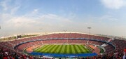AFC names Iran's Azadi Stadium best ground in Asia
