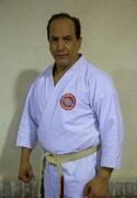 نادر قرایی پیشکسوت کاراته کشور، جهت شرکت در مسابقات جهانی عازم ژاپن شد