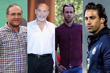 فیلم | فوتبالیستها و بازیگرانی که فامیلیشان را عوض کردند!