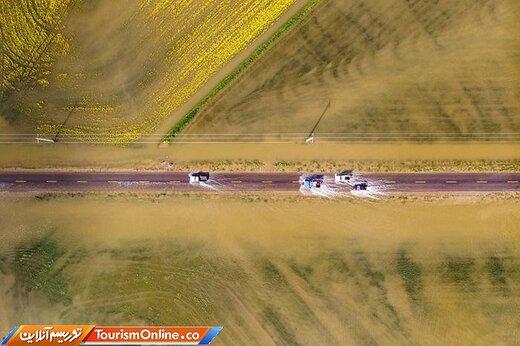 عکس ارسالی به  رقابت عکاسی سال ۲۰۱۹ آب و هوا
