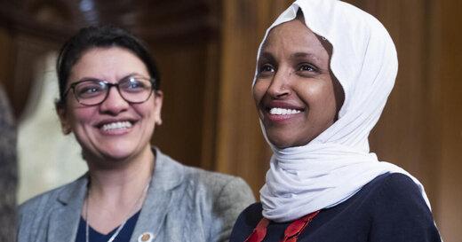 واکنش نمایندگان مسلمان کنگره آمریکا به اقدام جنجالی نتانیاهو