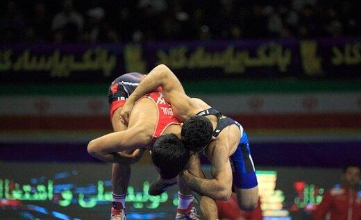 ایران در جایگاه دوازدهم در کشتی قهرمانی جهان