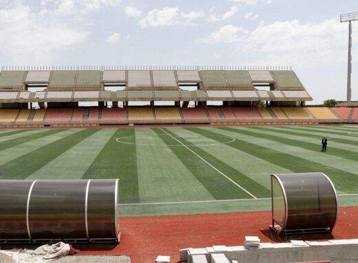 بعد از ۱۵ سال، ورزشگاه ۱۵۰۰۰ نفری ارومیه افتتاح میشود