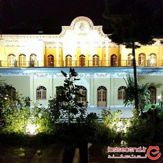 عمارت عین الدوله، عمارت پر رمز و راز تهرانی