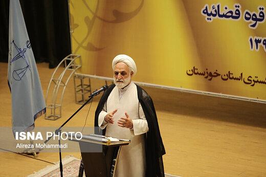 محسنی اژهای: باید به فکر پرونده خودمان باشیم/ برخی از بازداشتهای موقت ما طولانی شده است