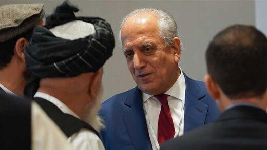 خلیلزاد از آمادگی آمریکا برای توافق با طالبان خبر داد