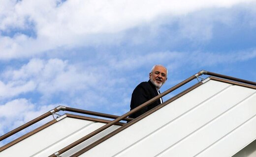 Zarif off to Paris