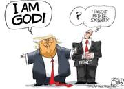 برای خدا بودن یهکم چاق نیستی؟!