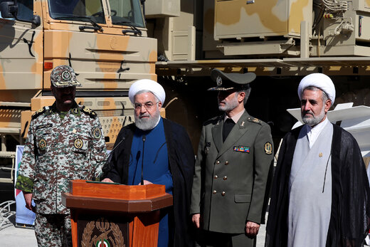 Rouhani: US exit of JCPOA, breach of int'l laws