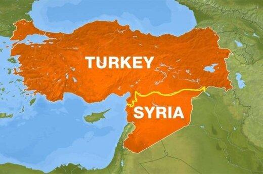 ترکیه اولین گام را برای ایجاد مناطق امن در سوریه برداشت