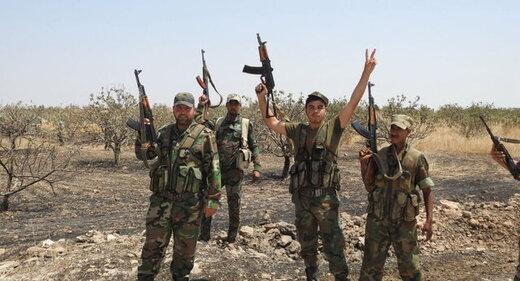 خان شیخون به طور کامل تحت اختیار ارتش سوریه قرار گرفت