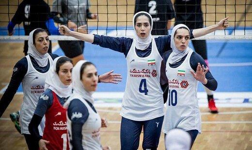 سرمربی تیم ملی والیبال زنان انتخاب شد