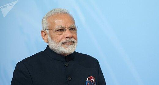 نخستوزیر هند با عبور از آسمان پاکستان به فرانسه سفر کرد