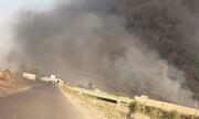 رژیم صهیونیستی یک انبار سلاح در بغداد را هدف قرار داد