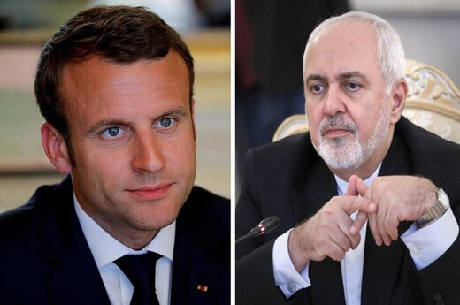 Zarif says Macron nuclear suggestions going in right direction