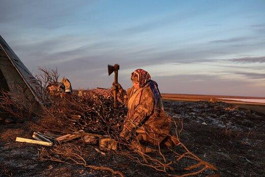 زندگی در سرزمین های قطبی روسیه