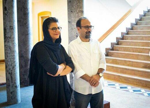 اصغر فرهادی به تماشای فیلمِ منتقد آثارش نشست