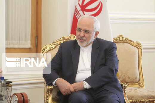 Zarif terms as constructive JCPOA talks with Macron