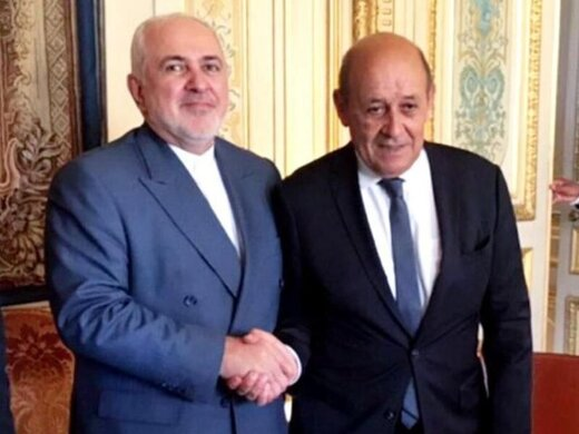 Iran, France discuss latest regional issues, JCPOA