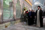 کنایه سیدحسن خمینی به ترامپ: یک دولت نابخرد به دنبال فروپاشی ایران است /همه ارکان حکومت به دولت کمک کنند