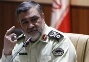 فرمانده ناجا: کشف حجاب در خودرو  کاهش چشمگیر یافته است