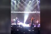 فیلم | صحنهای از کنسرت سالار عقیلی که سوژه نقد تند کیهان شد