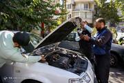 تصاویر | کلاهبرداری از تهرانیها با لباس امدادخودرو!