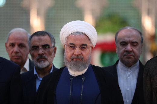 الرئيس روحاني : خطاب الثورة يتسم باستيعاب الآخر/صور
