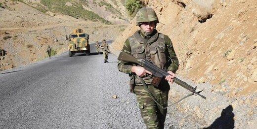 ارتش ترکیه از آغاز عملیات «پنجه-3» خبر داد