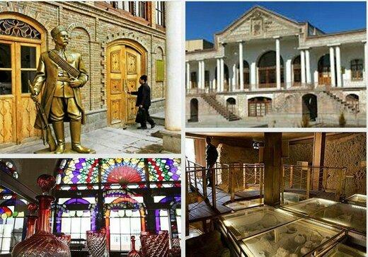 ساعات کاری موزههای تبریز افزایش یافت