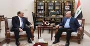 برهم صالح: عراق میدان جنگ دیگران نیست