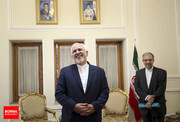 Iran's Zarif leaves Biarritz for Tehran after high-level talks with French authorities