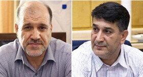 حضور دو نماینده بازداشت شده در صحن علنی مجلس