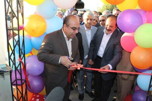 معاون وزیر بزرگترین نمایشگاه فرهنگی-ورزشی کشور را در سمنان افتتاح کرد