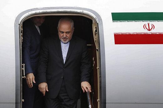 Iran's FM Zarif invited to G7 Summit